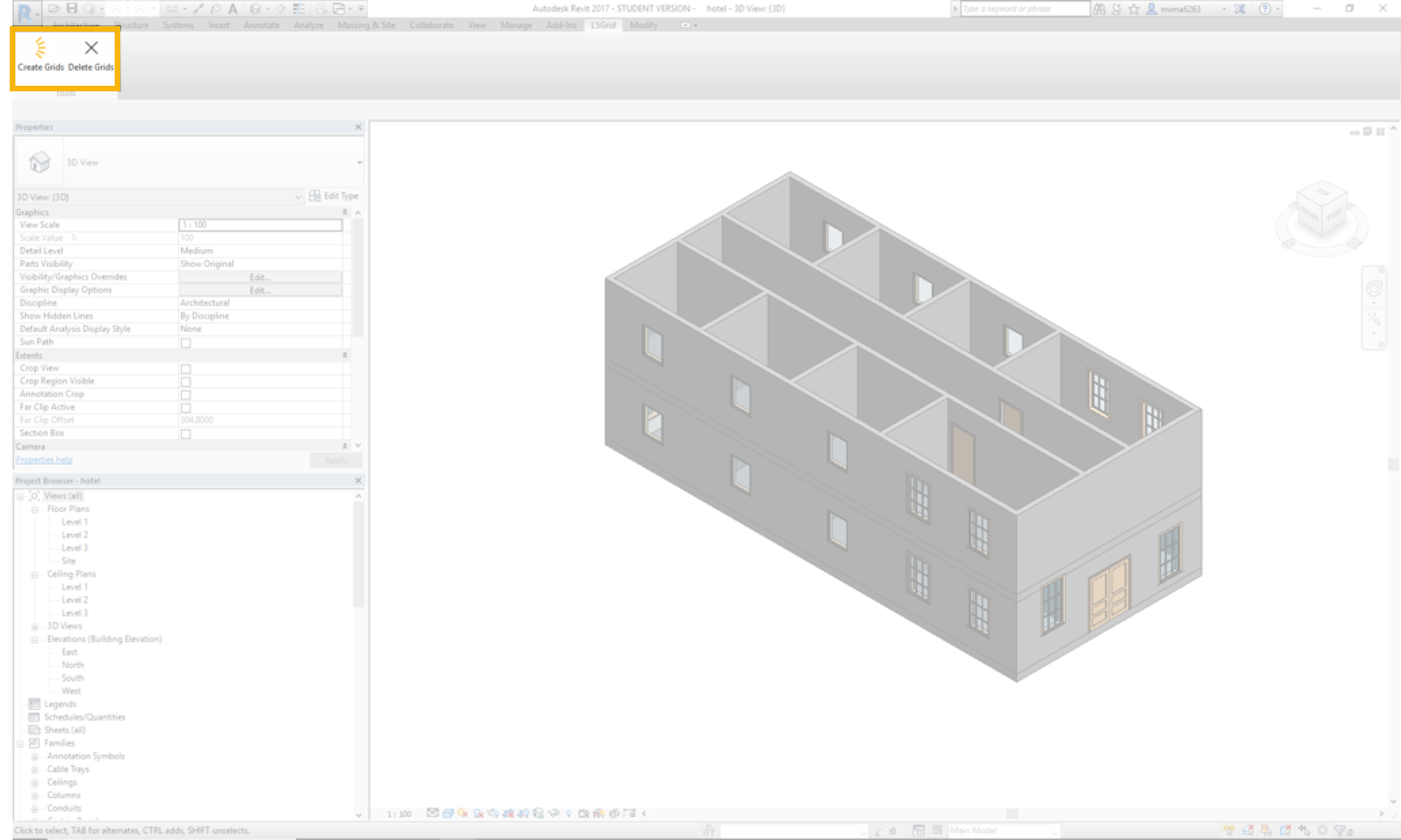 Illuminance Grids in Revit – Reference Guides – LightStanza